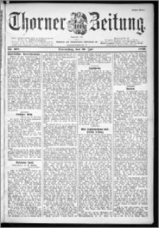 Thorner Zeitung 1899, Nr. 168 Erstes Blatt