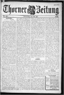 Thorner Zeitung 1899, Nr. 168 Zweites Blatt