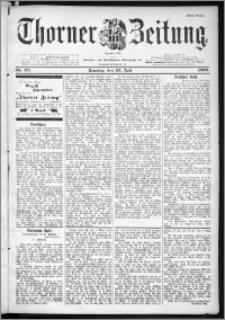 Thorner Zeitung 1899, Nr. 171 Erstes Blatt