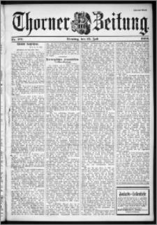Thorner Zeitung 1899, Nr. 172 Zweites Blatt