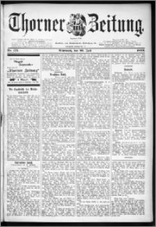 Thorner Zeitung 1899, Nr. 173