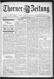 Thorner Zeitung 1899, Nr. 175