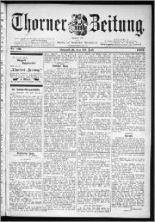 Thorner Zeitung 1899, Nr. 176