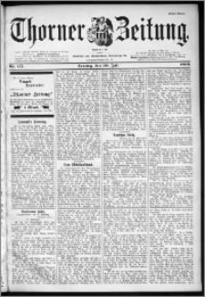 Thorner Zeitung 1899, Nr. 177 Erstes Blatt