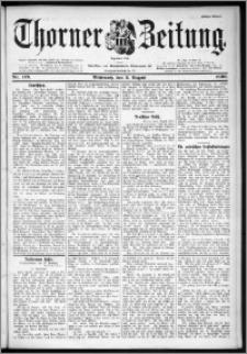Thorner Zeitung 1899, Nr. 179 Erstes Blatt