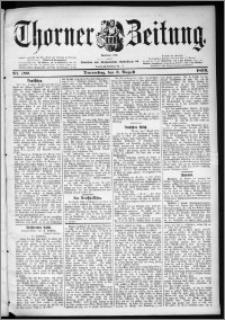 Thorner Zeitung 1899, Nr. 180