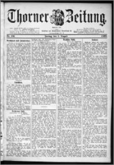 Thorner Zeitung 1899, Nr. 181