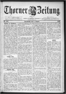 Thorner Zeitung 1899, Nr. 182