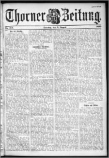 Thorner Zeitung 1899, Nr. 183 Zweites Blatt