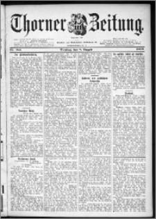 Thorner Zeitung 1899, Nr. 184