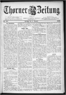 Thorner Zeitung 1899, Nr. 187