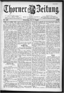 Thorner Zeitung 1899, Nr. 192 Erstes Blatt