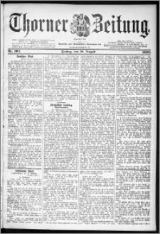 Thorner Zeitung 1899, Nr. 193 Zweites Blatt