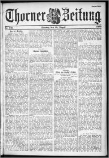 Thorner Zeitung 1899, Nr. 195 Zweites Blatt