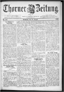 Thorner Zeitung 1899, Nr. 197