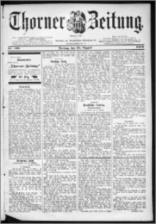 Thorner Zeitung 1899, Nr. 199