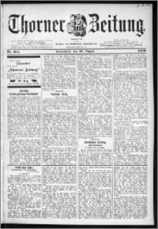 Thorner Zeitung 1899, Nr. 200
