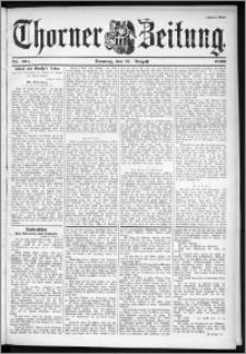 Thorner Zeitung 1899, Nr. 201 Zweites Blatt