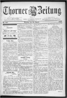 Thorner Zeitung 1899, Nr. 202