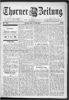 Thorner Zeitung 1899, Nr. 205