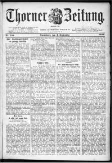 Thorner Zeitung 1899, Nr. 206