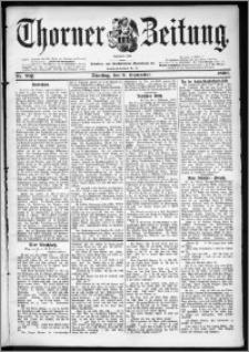 Thorner Zeitung 1899, Nr. 208