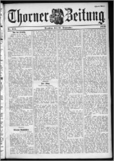 Thorner Zeitung 1899, Nr. 214 Zweites Blatt
