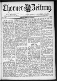 Thorner Zeitung 1899, Nr. 215