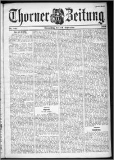 Thorner Zeitung 1899, Nr. 216 Zweites Blatt