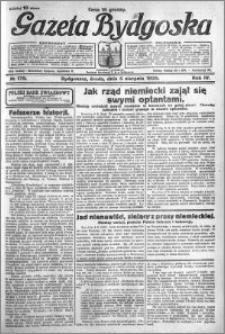 Gazeta Bydgoska 1925.08.05 R.4 nr 178