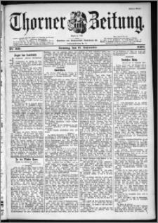 Thorner Zeitung 1899, Nr. 219