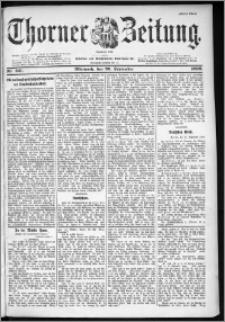 Thorner Zeitung 1899, Nr. 221 Erstes Blatt