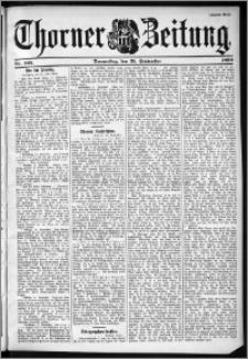 Thorner Zeitung 1899, Nr. 222 Zweites Blatt