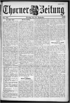 Thorner Zeitung 1899, Nr. 225 Zweites Blatt