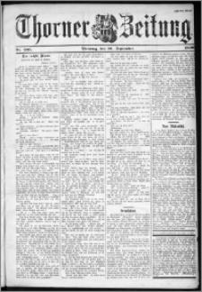 Thorner Zeitung 1899, Nr. 226 Zweites Blatt