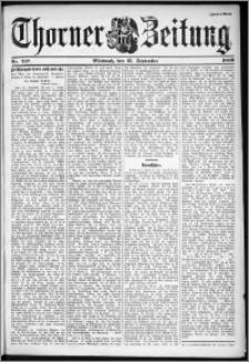 Thorner Zeitung 1899, Nr. 227 Zweites Blatt