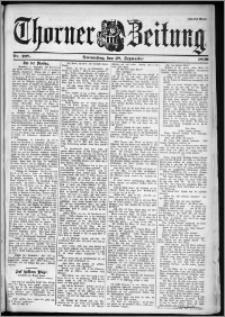Thorner Zeitung 1899, Nr. 228 Zweites Blatt
