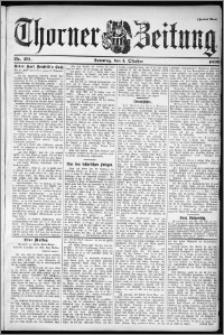 Thorner Zeitung 1899, Nr. 231 Zweites Blatt