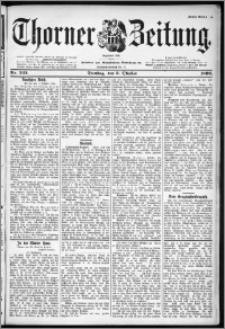 Thorner Zeitung 1899, Nr. 232 Erstes Blatt