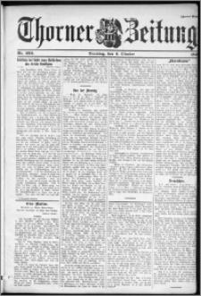Thorner Zeitung 1899, Nr. 232 Zweites Blatt