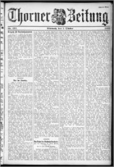 Thorner Zeitung 1899, Nr. 233 Zweites Blatt
