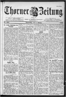 Thorner Zeitung 1899, Nr. 234 Erstes Blatt