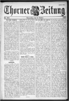 Thorner Zeitung 1899, Nr. 234 Zweites Blatt