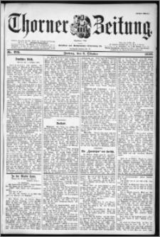 Thorner Zeitung 1899, Nr. 235 Erstes Blatt