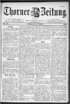 Thorner Zeitung 1899, Nr. 237 Erstes Blatt