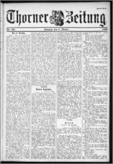 Thorner Zeitung 1899, Nr. 237 Zweites Blatt