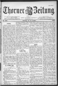 Thorner Zeitung 1899, Nr. 238 Erstes Blatt