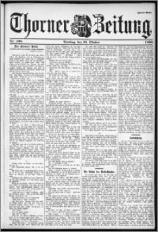 Thorner Zeitung 1899, Nr. 238 Zweites Blatt