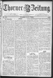 Thorner Zeitung 1899, Nr. 242