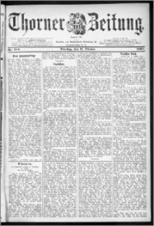 Thorner Zeitung 1899, Nr. 244
